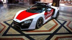 Ngắm siêu xe triệu đô cảnh sát Abu Dhabi sử dụng tuần tra, bắt tội phạm