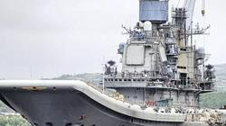 Số phận tàu sân bay 55.000 tấn duy nhất của Nga