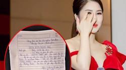 """Fan sắp thi tốt nghiệp viết đơn xin nghỉ học để """"cày view"""" cho Hương Tràm"""