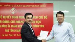 Thủ tướng bổ nhiệm ông Nguyễn Chí Thành giữ chức Tổng Giám đốc SCIC