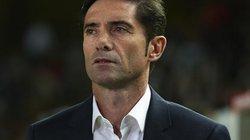 """Thua đau trước Arsenal, HLV Valencia đổ cho """"thiếu may mắn"""""""