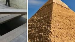 Phát hiện bất ngờ về cách người Ai Cập chuyển khối đá 1,7 vạn tấn xây kim tự tháp
