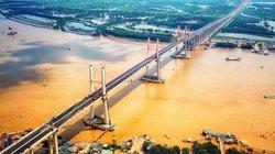 Cầu Bạch Đằng 7.200 tỷ vừa thông xe đã lún võng bị yêu cầu giảm 2,42 năm thu phí