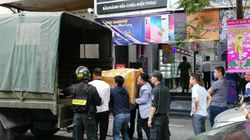 Nhật Cường Mobile của Bùi Quang Huy bị khám xét do nhập hàng lậu?