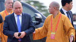 Vesak 2019: Thủ tướng Nguyễn Xuân Phúc tới đại lễ Phật đản
