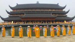 Toàn cảnh lễ khai mạc Đại lễ Phật đản Vesak 2019
