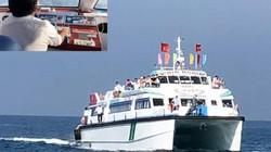 """Cận cảnh """"chuyên cơ trên biển"""" triệu đô nối đất liền với đảo Lý Sơn"""