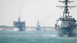Quân sự thế giới: Mỹ đang dàn trận đồ bát quái với Iran