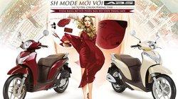 Thêm màu mới, Honda SH Mode giá hơn 51 triệu đồng
