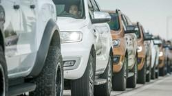 Ford triệu hồi đồng loạt xe SUV và bán tải tại Việt Nam