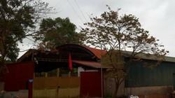 """Lạng Sơn: Cơ sở chế biến nội tạng xả mùi tanh hôi """"hành"""" dân"""