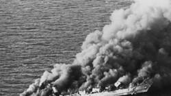 Đòn dằn mặt của Mỹ xóa sổ nửa hạm đội Iran năm 1988