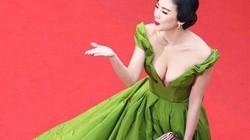Mỹ nhân nào vượt Phạm Băng Băng trong cuộc chiến thời trang tại Cannes?