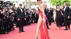 """Những bộ váy """"mặc như không"""" của loạt mỹ nhân dạn dĩ nhất các kỳ Cannes"""