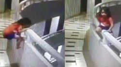 Bé gái 5 tuổi sống sót kỳ diệu sau khi ngã từ tầng 11 xuống sảnh khách sạn