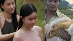 """Loạt áo yếm nữ diễn viên 13 tuổi mặc đóng cảnh nóng phim """"Vợ ba"""" có phản cảm?"""