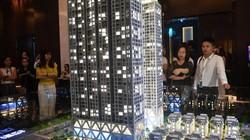 Gần 900 căn hộ theo mô hình 'thành phố thẳng đứng' ra mắt thị trường