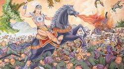 Chuyện ít biết về thần tướng tiên phong cùng Thánh Gióng đánh giặc