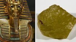 Nguồn gốc ngoài hành tinh của trang sức vàng trong lăng mộ vua Ai Cập