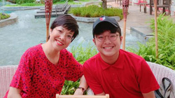 MC Thảo Vân chia sẻ chuyện trưởng thành của con trai sau 10 năm ly hôn Công Lý