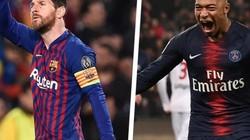 Mbappe bứt tốc, đe dọa danh hiệu Chiếc giày Vàng của Messi