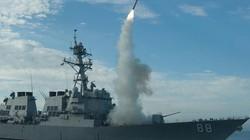 Tàu chiến Mỹ áp sát bãi cạn Scarborough, chọc giận Trung Quốc