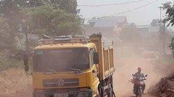 Thái Nguyên: Dân khốn khổ vì dự án cải tạo đường 40 tỷ chậm tiến độ