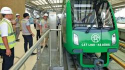 Đội vốn nghìn tỷ, dự án Cát Linh - Hà Đông chỉ định thầu 13.751 tỷ cho nhà thầu Trung Quốc