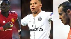 """Real Madrid đại phẫu, Zidane """"trảm"""" 5 công thần, mua 3 siêu sao"""