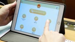 ẢNH: Đại biểu Quốc hội được trang bị iPad để tra cứu tài liệu