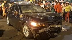 """Điều tra vụ xe Mazda """"ủi"""" hàng loạt phương tiện trên phố"""