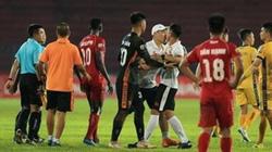 Hải Phòng FC nhận án phạt từ VFF vì xúc phạm trọng tài