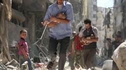 Đại chiến Syria: Mỹ phát hiện quân đội Assad dùng vũ khí hóa học?