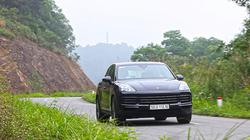 Porsche Cayenne – SUV toàn năng cho nhà giàu