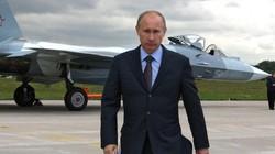 Đua với Mỹ, Putin nâng số siêu tiêm kích Su-57 lên gần gấp 5 lần