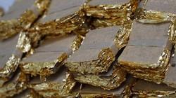 Ảnh, clip: Làng nghề đập chỉ vàng thành tấm vàng rộng 1m2