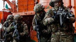 Cận cảnh đặc nhiệm Nga đột kích, tiêu diệt khủng bố
