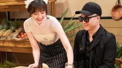 Kiếm nhiều tiền nhưng Hari Won bất ngờ đi làm 'phục vụ nhà hàng'