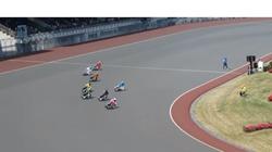 """Kỳ lạ cuộc đua xe không có thắng phanh, hết sức """"cân não"""" tại Nhật Bản"""
