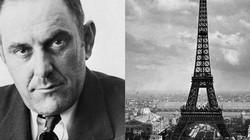 Siêu lừa hai lần rao bán tháp Eiffel cho chủ buôn phế liệu
