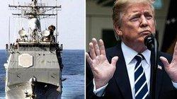 Nóng: Iran đe dọa có vũ khí bí mật đánh chìm tàu chiến Mỹ