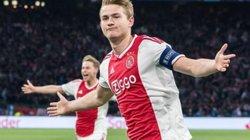 NÓNG: De Ligt gia nhập M.U, nhận lương 250.000 bảng/tuần