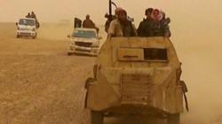 Đại chiến Syria: IS ồ ạt tấn công quân đội Syria trong sa mạc