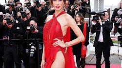 Những chiếc váy xẻ cao đẹp nhất lịch sử Cannes