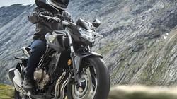 Mô tô Honda CB500F mới giá 179 triệu đồng tại Việt Nam