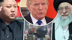 Người khiến Triều Tiên, Iran phải dè chừng nhất không phải Trump