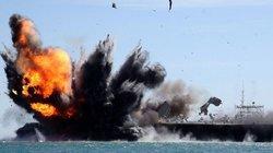 Đây là cách Iran bắn phá tan tành tàu sân bay Mỹ trong 5 phút?