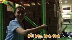 """Không còn quyết tâm """"tiêu diệt"""", Ninh Dương Lan Ngọc nhiệt tình hỗ trợ Trấn Thành"""