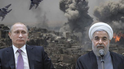 Nga-Iran bất ngờ bùng nổ căng thẳng ở Syria