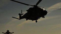 """Trực thăng hải quân Úc dính """"đòn"""" tàu cá TQ trên Biển Đông?"""